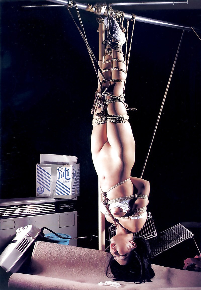 Hanging In Bondage 69